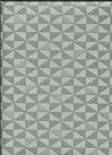 Paper & Ink Black & White Wallpaper BW20307 By Wallquest Ecochic For Today Interiors